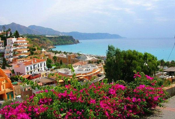 Car rental in Nerja, Spain